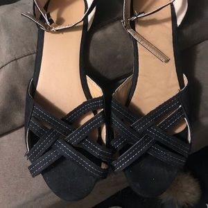 Black flats. 2 for 25